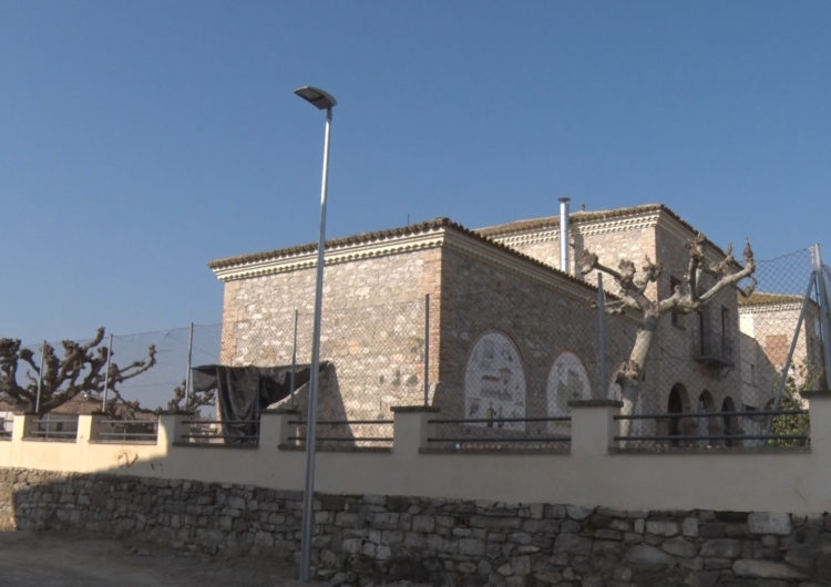 Bellcaire d'Urgell instal·la nous punts de llum al poble