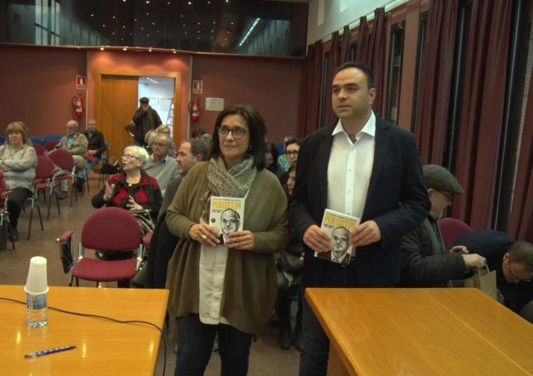 Blanca Bragulat presenta el llibre 'Persistim' a Balaguer