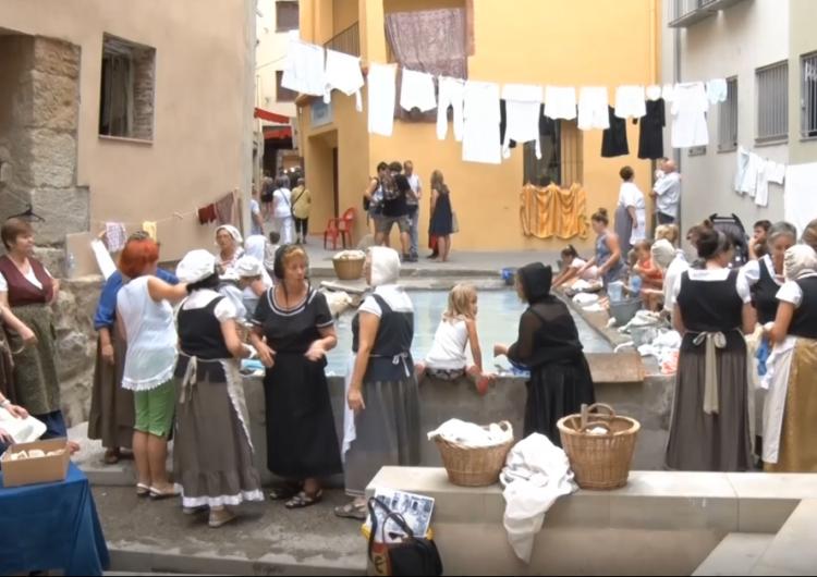 Balaguer canvia la celebració de la la festa de l'Harpia al mes de maig