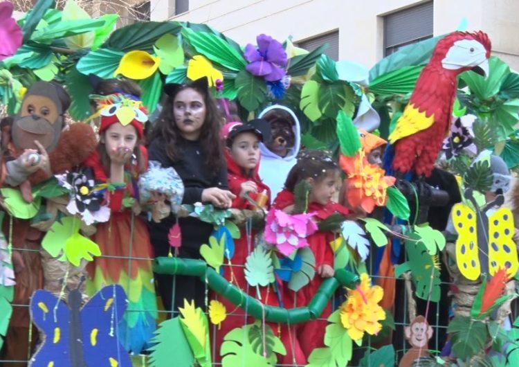 El Carnestoltes del Congre es consolida com una de les festes més multitudinàries de Balaguer