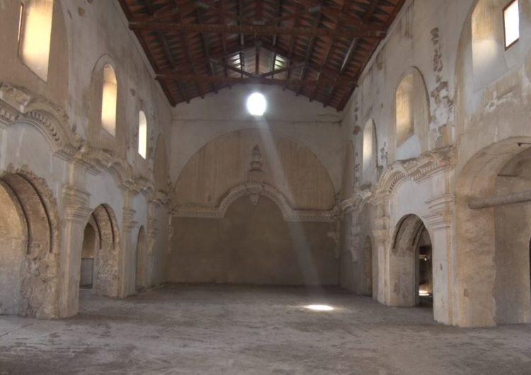 El Consell Comarcal vol renovar l'església de Sant Francesc per ampliar el seu espai de treball