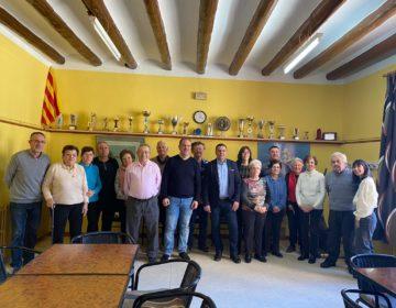 Finalitza el taller per millorar la memòria fet a Penelles