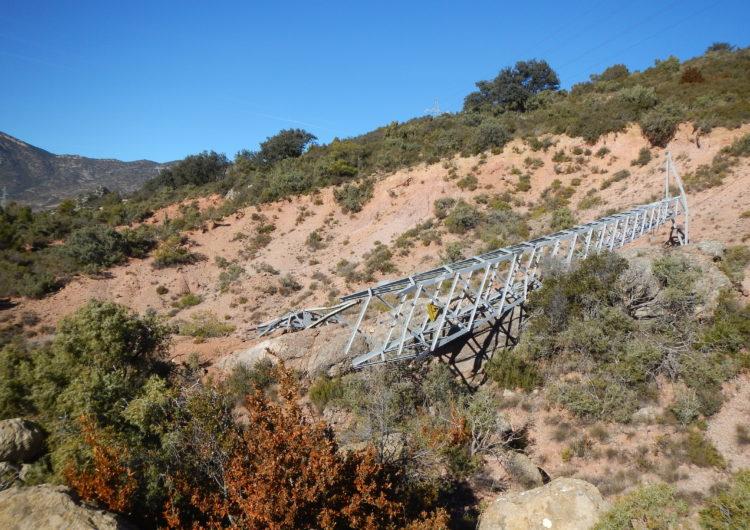 Endesa substitueix dues línies centenàries del Pallars i la Noguera per una de 27 quilòmetres i 89 torres
