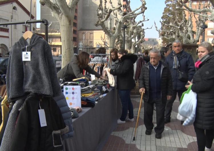 L'Associació de Comerciants de Balaguer prepara la 23a edició del Mercat de les Rebaixes