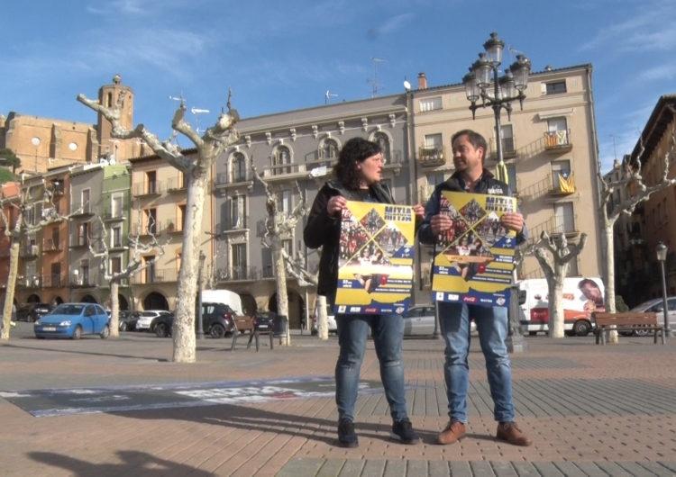 El centre històric tornarà a ser punt de sortida i arribada de la Mitja Marató de Balaguer