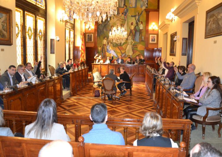 La Diputació de Lleida aprova un pressupost de 133.894.305 €, un 3,3% superior al de 2019