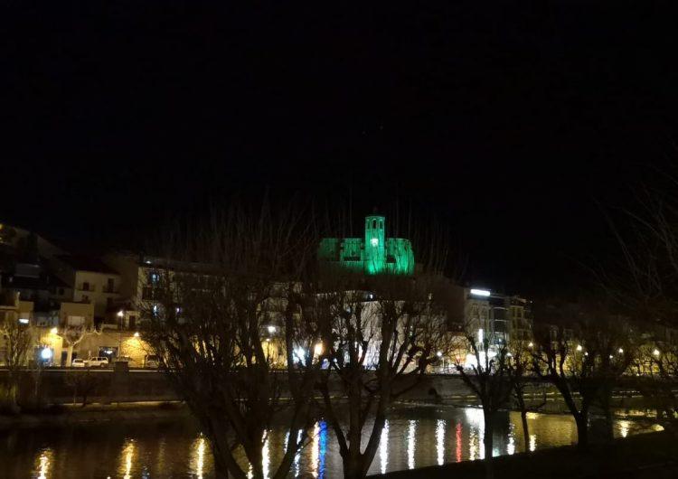 Balaguer es tenyirà de verd en motiu del Dia Mundial Contra el Càncer