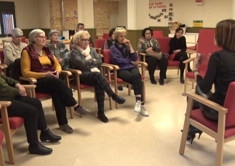 Taller de salut bucodental de l'Institut Dental la Noguera a La Fassina de Montgai