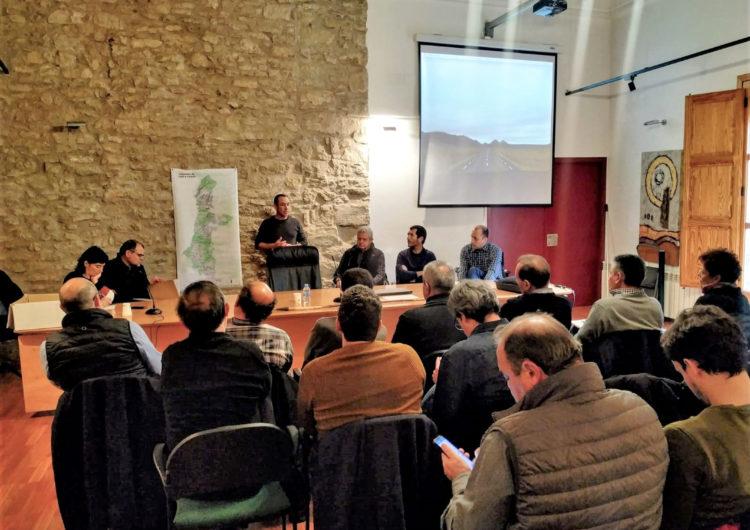 Reunió per impulsar la 'Cabanera' com a model de creixement sostenible i vertebrador del territori lleidatà