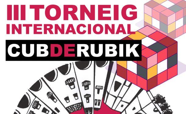 L'Escola Vedruna de Balaguer celebra el 3r Torneig Internacional de Cub de Rubik