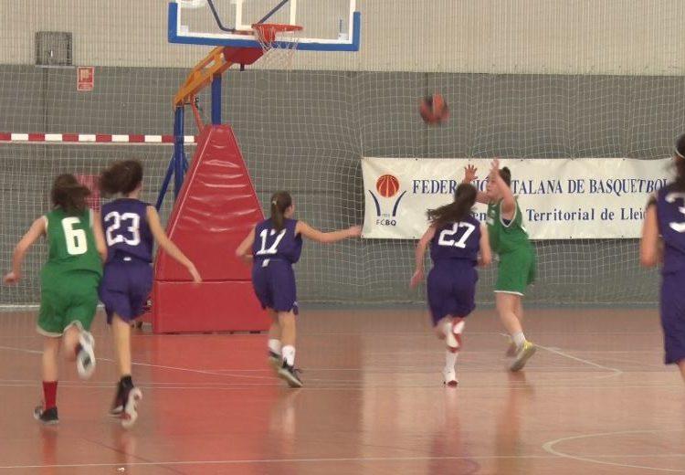 Balaguer ha acollit la Trobada de Seleccions Territorials de Bàsquet