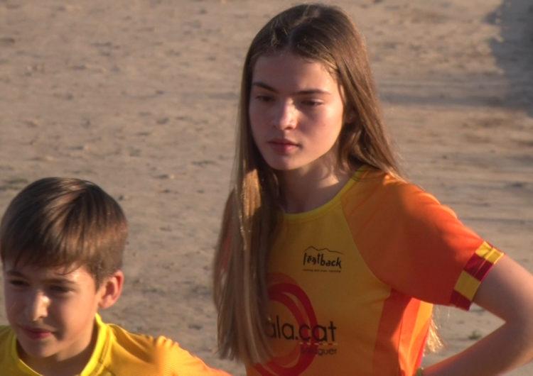 Clàudia Martínez aconsegueix plaça pels campionats d'Espanya d'atlestisme en pista coberta