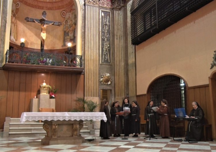 Les monges clarisses inicien un període d'oració a l'Altíssim