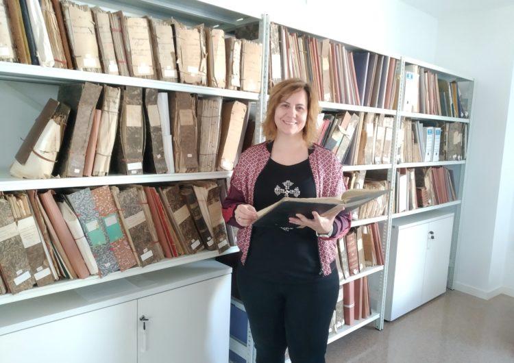 Menàrguens ingressa el seu fons documental a l'Arxiu Comarcal