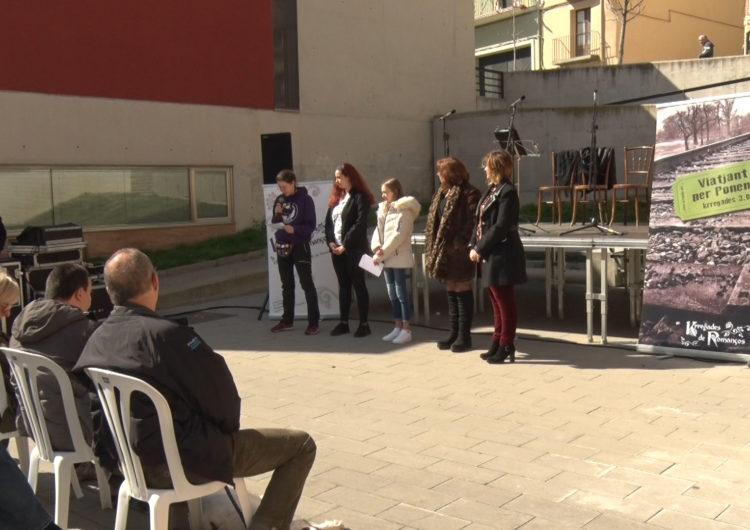 Balaguer i la Noguera se sumen als actes del 8M
