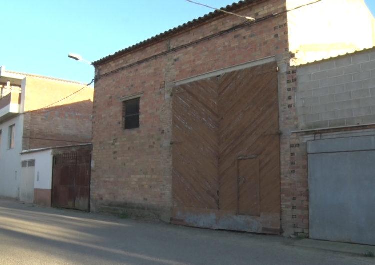 Vallfogona de Balaguer inicia el concurs per construir un edifici polifuncional