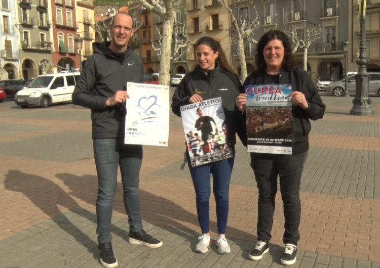 Balaguer converteix la Diada Atlètica amb una jornada multiesportiva