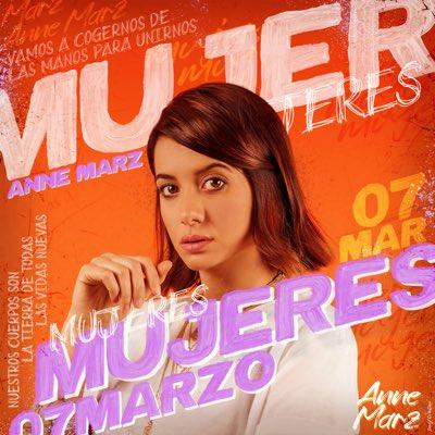 La balaguerina Anne Marz estrena el videoclip 'Mujeres'