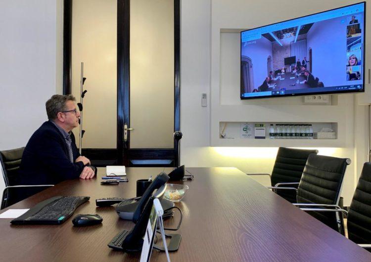 La Diputació de Lleida limita la prestació dels seus serveis als estrictament necessaris des de  dilluns fins al 31 de març