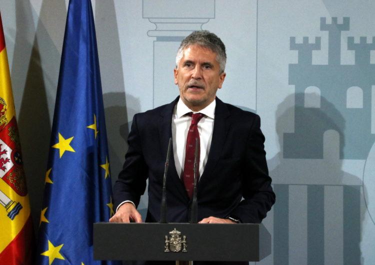 L'Estat restableix els controls fronterers terrestres i només deixarà entrar a ciutadans espanyols