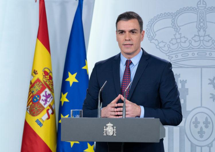El govern espanyol paralitza l'activitat dels treballadors no essencials a partir de dilluns i fins al 9 d'abril