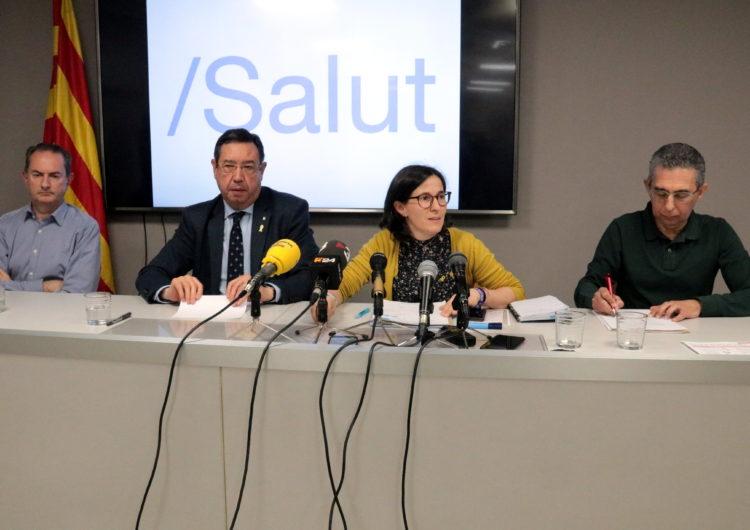 El Departament de Salut confirma 8 casos positius nous per coronavirus a Lleida