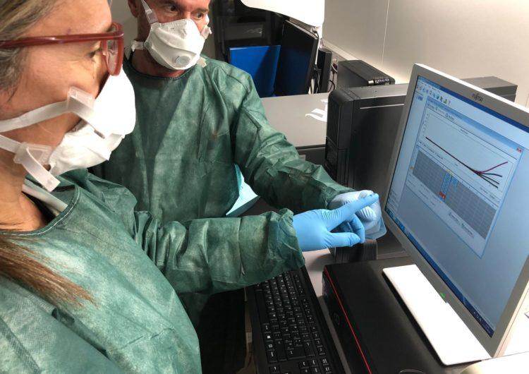 Una persona morta i deu positius més a la província de Lleida per coronavirus