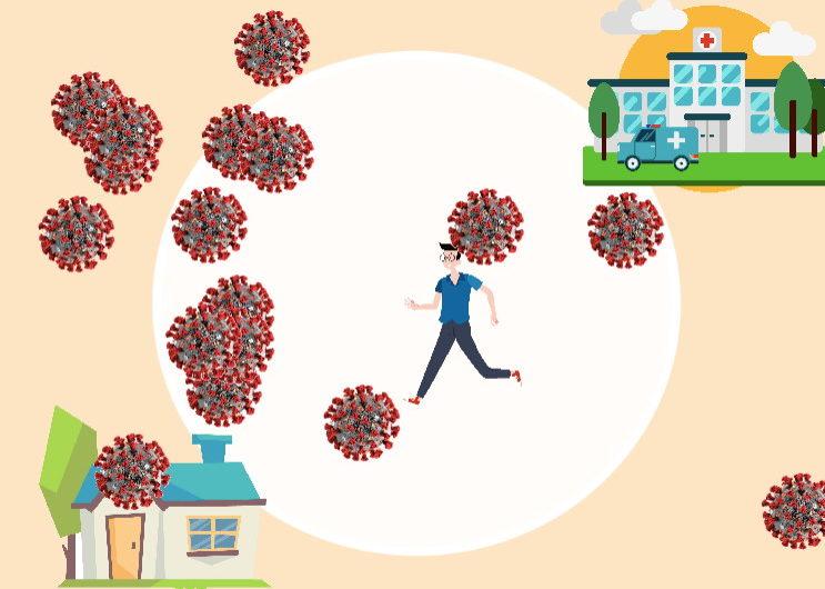 'The Covid Game', un nou videojoc per ajudar a fer entendre la importància del confinament als més petits