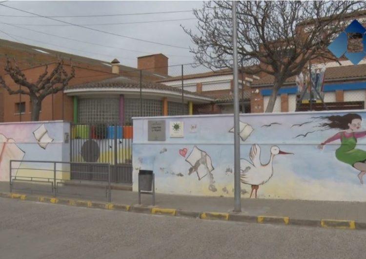 Primer dia sense escoles a Balaguer