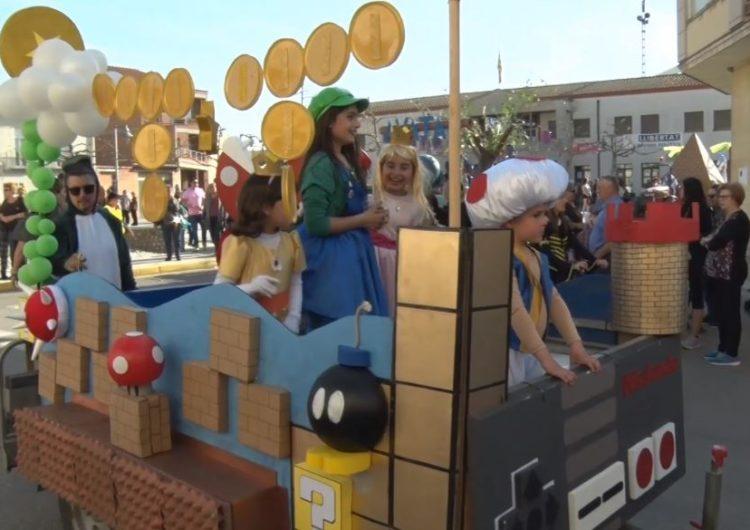 Térmens celebra aquest dissabte el Carnaval més multitudinari de la comarca