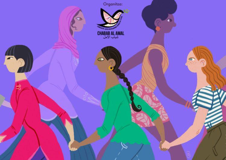 """L'Associació Chabab al Amal organitza l'activitat """"Dones de Colors; Mites i Realitats"""""""