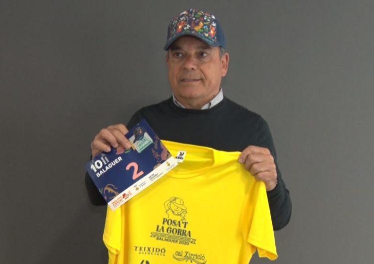 Balaguer obre les inscripcions de la 5a edició de la cursa Posa't la Gorra