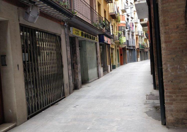 Balaguer es conjura per reactivar el comerç