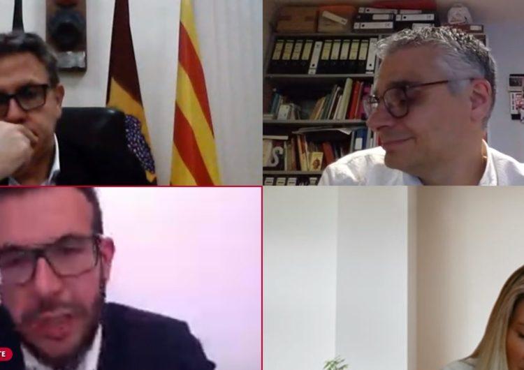 """Llum verda al """"pla de xoc"""" de 15 MEUR de la Diputació de Lleida per ajudar els ens locals davant la crisi de la covid-19"""