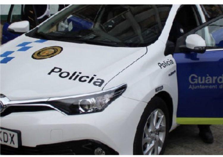 La Guàrdia Urbana de Balaguer deté un home de 35 anys de Balaguer per violència domèstica amb arma blanca
