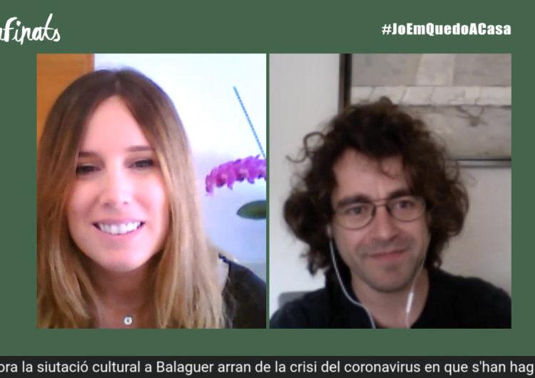 Confinats 12: Arnau Torrente, paer de Cultura i Comunicació