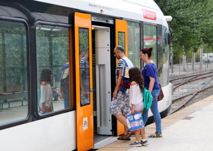 FGC oferirà del 20 al 24 d'abril un servei d'autobús substitutori entre Lleida i Balaguer per tasques de manteniment