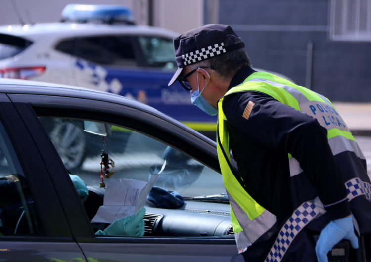 Uns 2.000 agents faran uns 500 controls a les carreteres durant tota la Setmana Santa