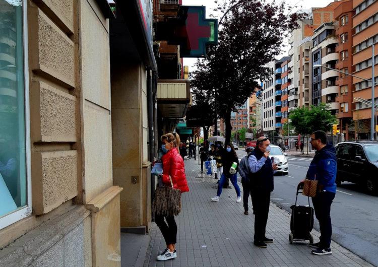 Salut distribuirà, a través de les farmàcies, prop de 90.000 mascaretes a Lleida i l'Alt Pirineu i Aran