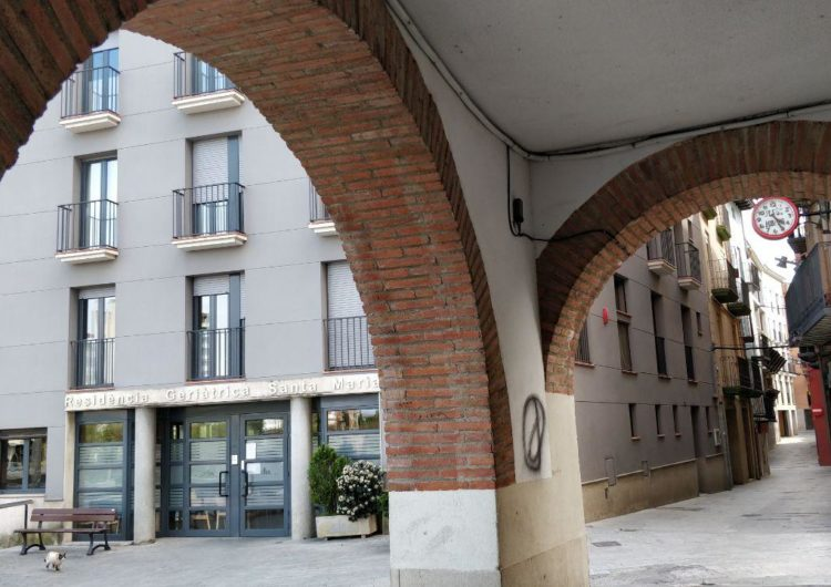 Salut fa tests massius de coronavirus a usuaris i treballadors de les tres residències geriàtriques de Balaguer