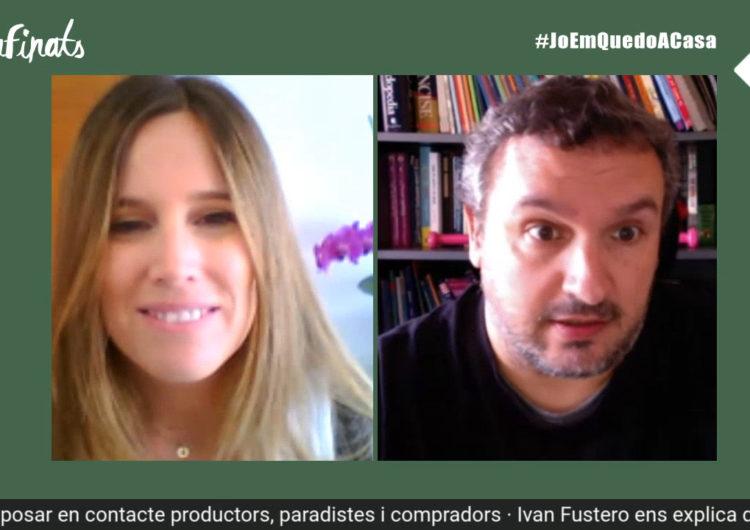 Confinats 7: Ivan Fustero, creador de mercatsetmanal.cat