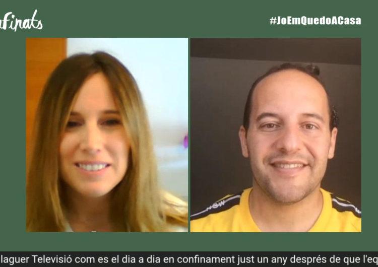 Confinats 16: Lluís Cortés, entrenador del Barça Femení