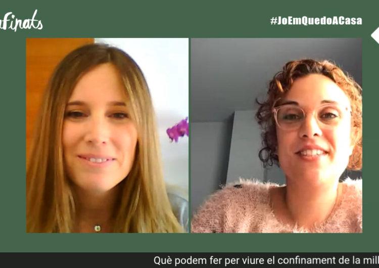 Confinats 4: Núria Grañó, psicòloga