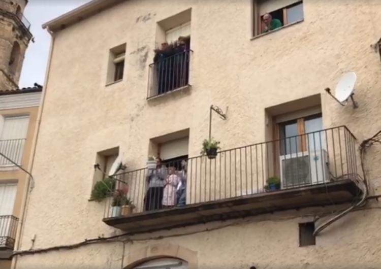 Os de Balaguer, Castelló de Farfanya i Àger homenatgen al doctor Albert Coll