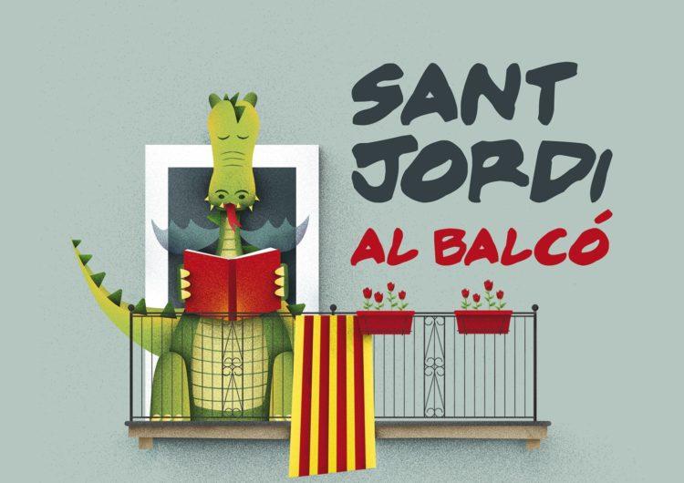 Balaguer presenta el seu Sant Jordi en confinament