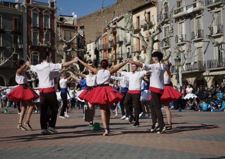Balaguer ajorna al 2022 la capitalitat de la sardana