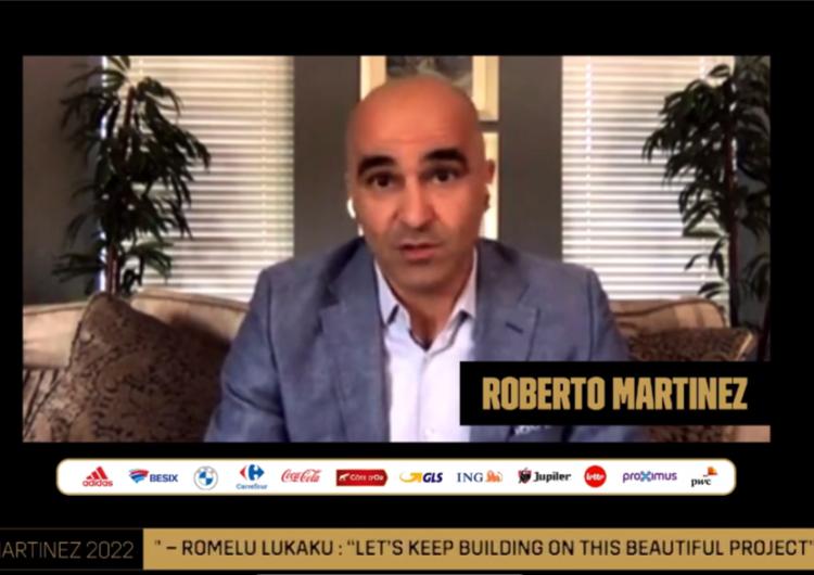 Robert Martínez renova amb la selecció de Bèlgica