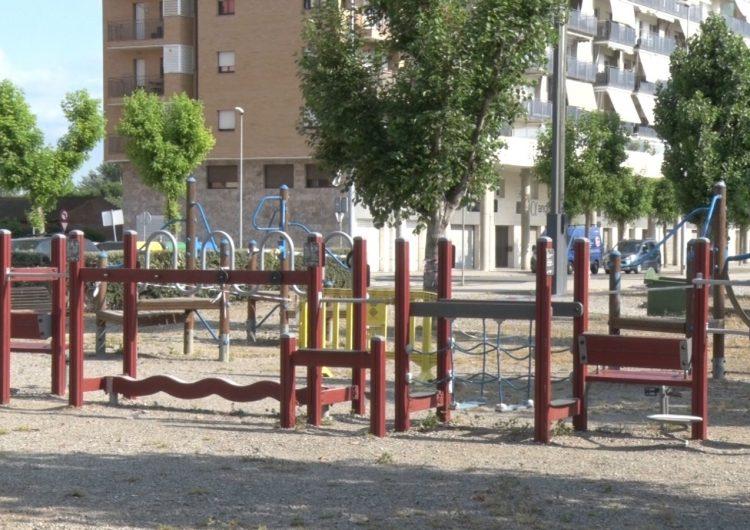 La Paeria de Balaguer incorpora nous espais oberts per a la pràctica d'esport