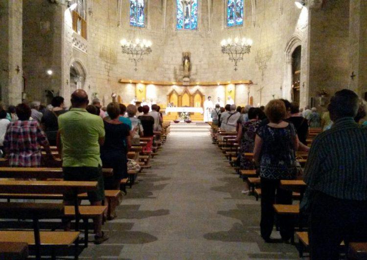 El Bisbat d'Urgell prioritzarà la recuperació de les misses als pobles més grans i als que tenen capellà resident