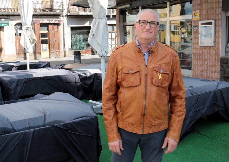 ERC i independents presenten una moció de censura a Ponts contra l'alcalde Josep Tàpies, de JxCat